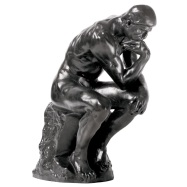2015 08 25 rodin the thinker for MedSpan Musings