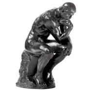 2015 08 25 rodin the thinker for MedSpan Musings